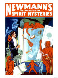 Newmann's Wonderful Spirit Mysteries Posters