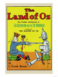 The Land of Oz Prints