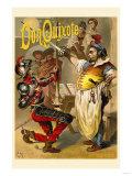Don Quixote Prints
