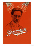 Newmann the Great, Electric! Posters