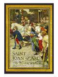 Saint Joan of Arc Prints
