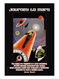 Journey to Mars Poster