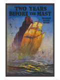 Two Years Before the Mast Poster