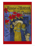 Rough the Terrier Poster