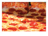 Pepperoni Pizza Prints by Jason Pierce