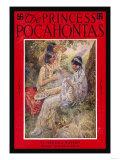 The Princess Pocahontas Prints