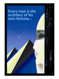 Architect of Fortune Poster