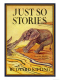Just So Stories, Giclee Print
