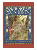The Princess Pocahontas Posters