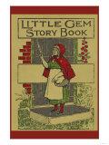 Little Gem Story Book Prints