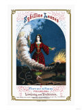 Sybilline Leaves by Florence and Fanny, Philadelphia Prints