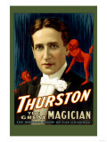 Thurston the Great Magician Prints
