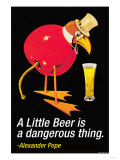 A Little Beer is a Dangerous Thing Láminas