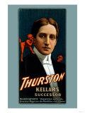Thurston Kellar's Successor Print