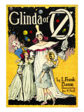 Glinda of Oz Print by Jon R. Neill