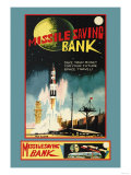 Missile Savings Bank Prints