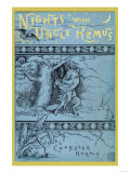 Nights with Uncle Remus Premium Giclee Print