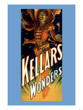 Kellar's Wonders Art