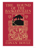 The Hound of the Baskervilles Premium Giclee Print