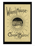 White House Cook Book Art