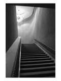 Museum Stairs Print by Jason Pierce