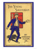 Young Salesman Posters
