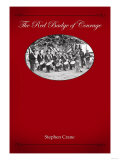 History Through Literature - The Red Badge of Courage Art Print