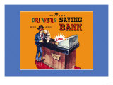 Drinker Savings Bank Posters