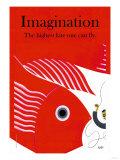 Fantasi, på engelsk Kunst