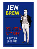 Jew Brew Beer Posters