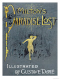 Milton's Paradise Lost Lminas por Gustave Dor