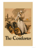 The Comforter Plakater af Gordon Grant