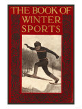 The Book of Winter Sports Poster