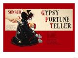 Sonsco Gypsy Bank Prints