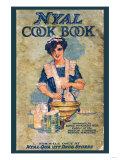 Nyal Cook Book Prints