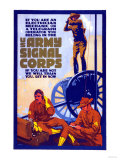 U.S. Army Signal Corps Posters