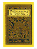 Mrs. Browning's Poems Premium Giclee Print