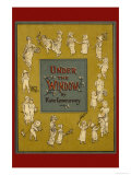 Under the Window Posters by Kate Greenaway