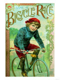 Game of Bicycle Race Prints