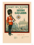 Irish Guards Premium Giclee Print