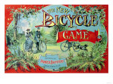 The New Bicycle Game Poster
