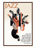 Jazz Premium Giclee Print