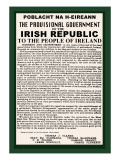 Irish Republic Premium Giclee Print