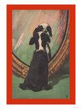 The Stranger Premium Giclee Print by Diana Thorne