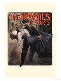 Les Apaches de Paris Posters by Louis Malteste
