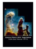 Pillars of Creation Posters