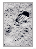 The First Step on the Moon Posters