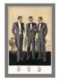 Tuxedo Prints