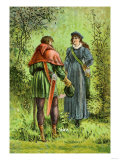 Robin Hood and Maid Marian Posters