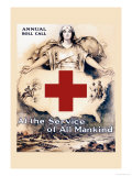 At the Service of All Mankind Posters by Lawrence Wilbur